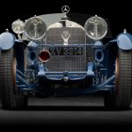 Boat Tail Mercedes Front