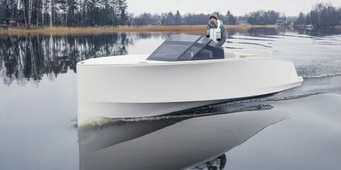 Full Electric Boat Q30